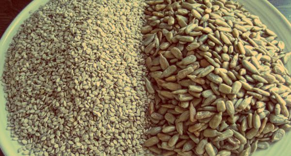 sesame-sunflower-seeds